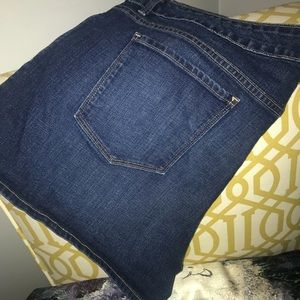 """Old Navy Plus size 24 Jean Shorts - 3"""" inseam"""